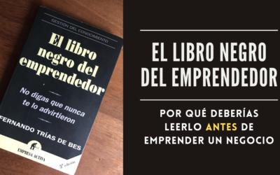 Un clásico: El libro negro del emprendedor
