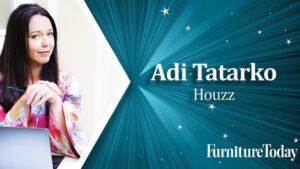 Adi Tatarko, CEO y cofundadora de Houzz