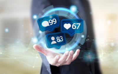 Las redes sociales, el emprendimiento y la angustia