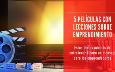 5 películas con lecciones sobre emprendimiento