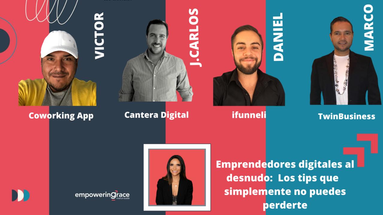 tips de emprendedores digitales