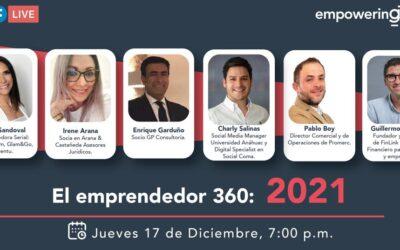 El emprendedor 360
