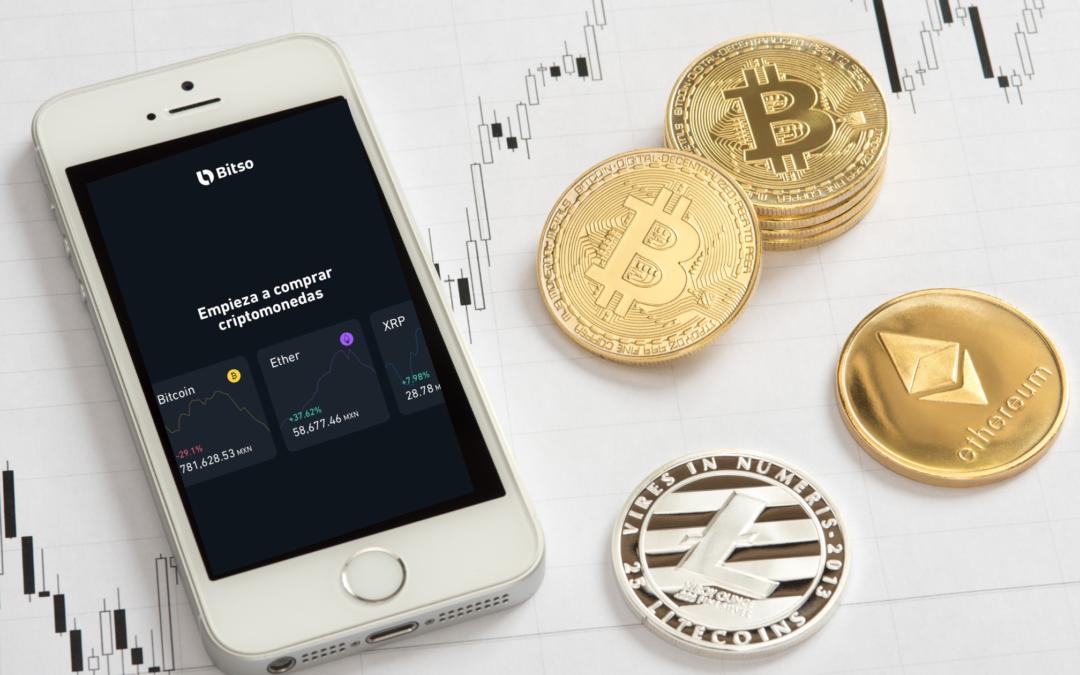 BITSO: La plataforma digital que puede ayudarte a ser millonario