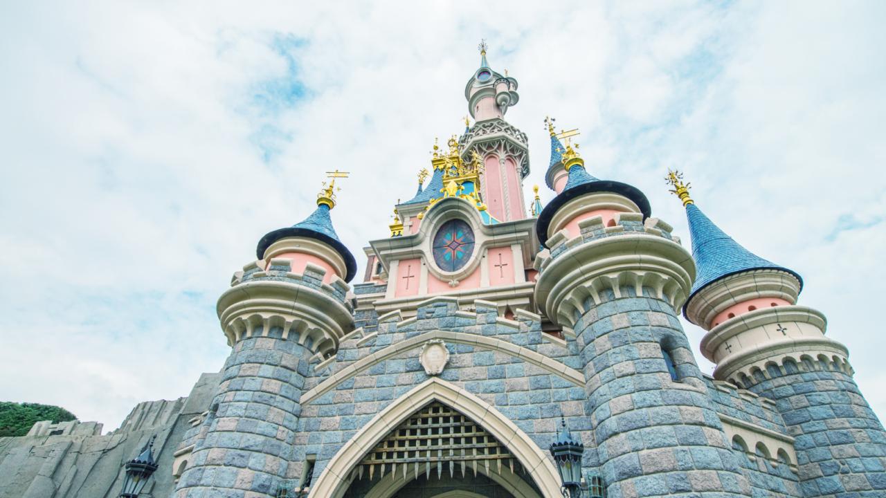 Castillo en Disneyworld